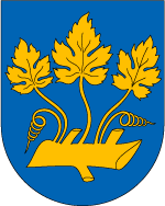 Kommune våpen for Stavanger